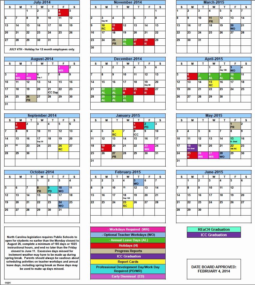Impressive Broward County School Calendar Printable Blank Calendar