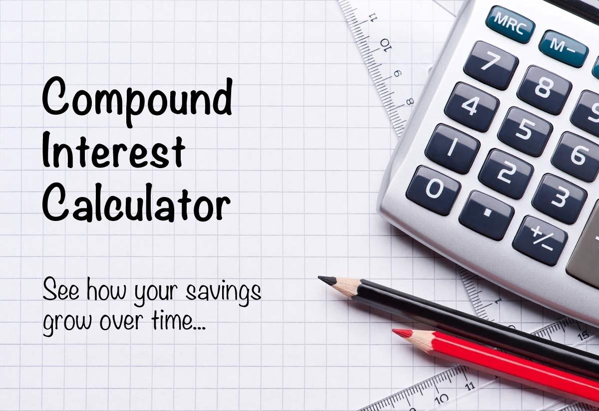 Compound Interest Calculator - Calculate Your Interest 1 Calendar Month Calculator