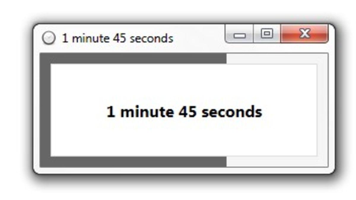 Countdown Calendar Windows 7 • Printable Blank Calendar Template