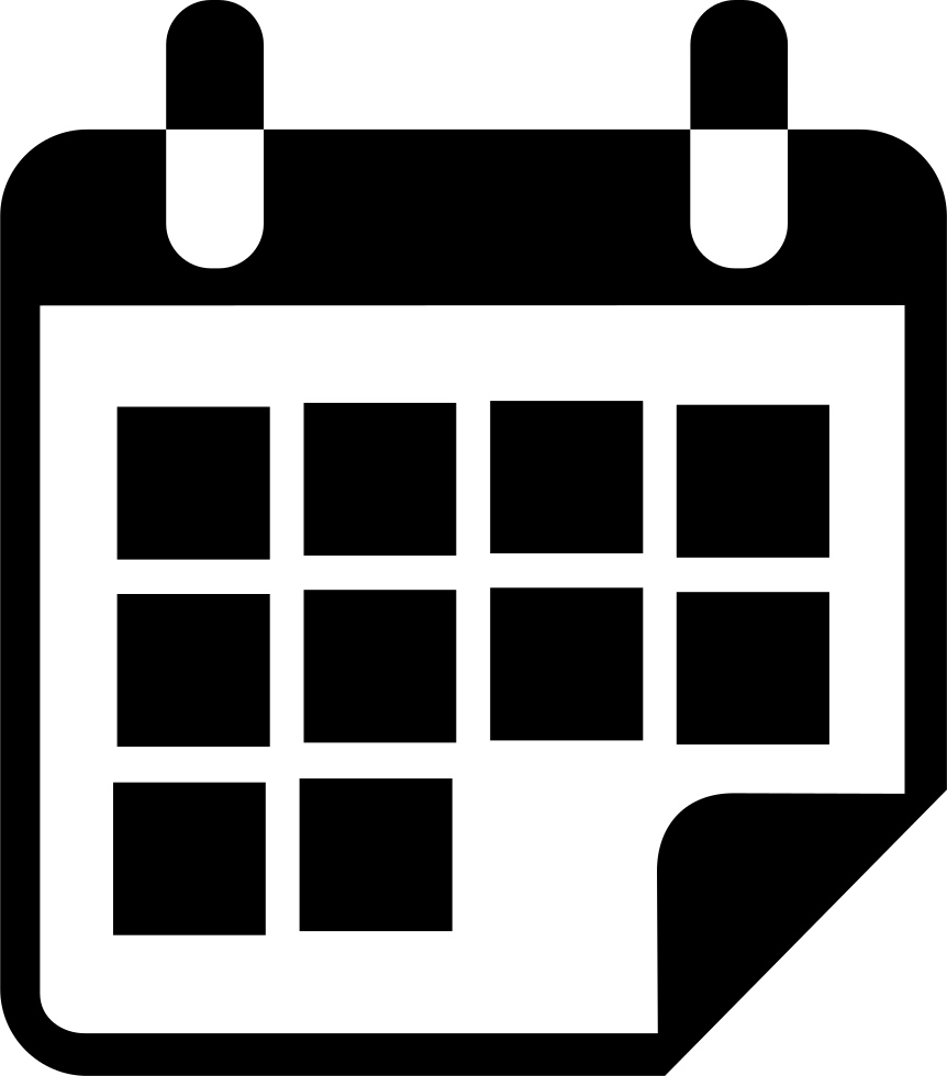 Free Calendar Icon White Png 314146 | Download Calendar Icon White Calendar Icon In Bootstrap