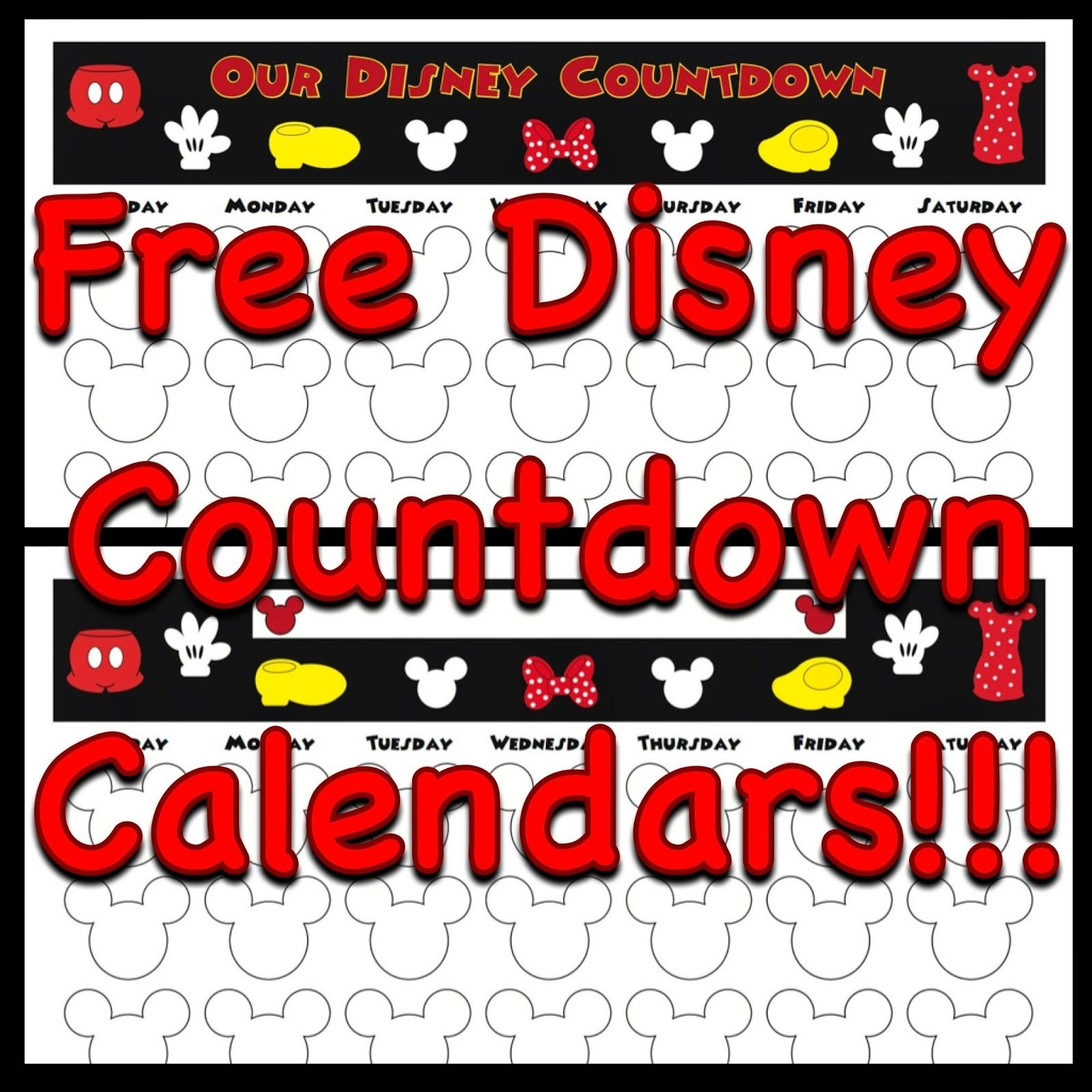 Pin By Dawn Aronhalt On Disney | Pinterest | Disney Countdown Disney Countdown Calendar Uk