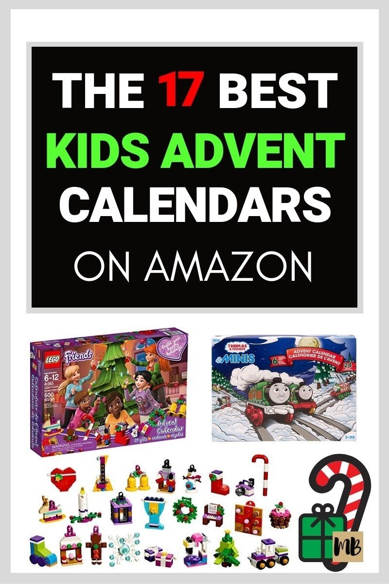 17 Best Advent Calendars For Kids On Amazon In 2018 | ❤️all Advent Calendar Quiz Template