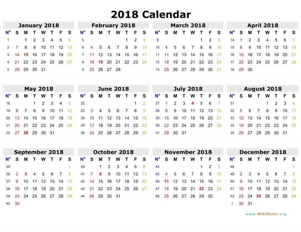 2018 Calendar Template Indesign | Lankafuntrip Free Calendar Template Indesign