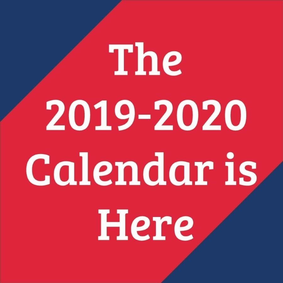 2019-2020 School Calendar - Anderson School District Two Anderson 2 School Calendar