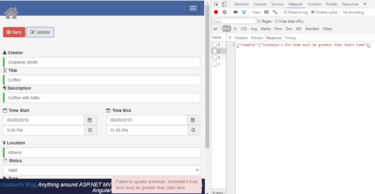Angular 2 Crud, Modals, Animations, Pagination, Datetimepicker And Angular 2 Calendar Template