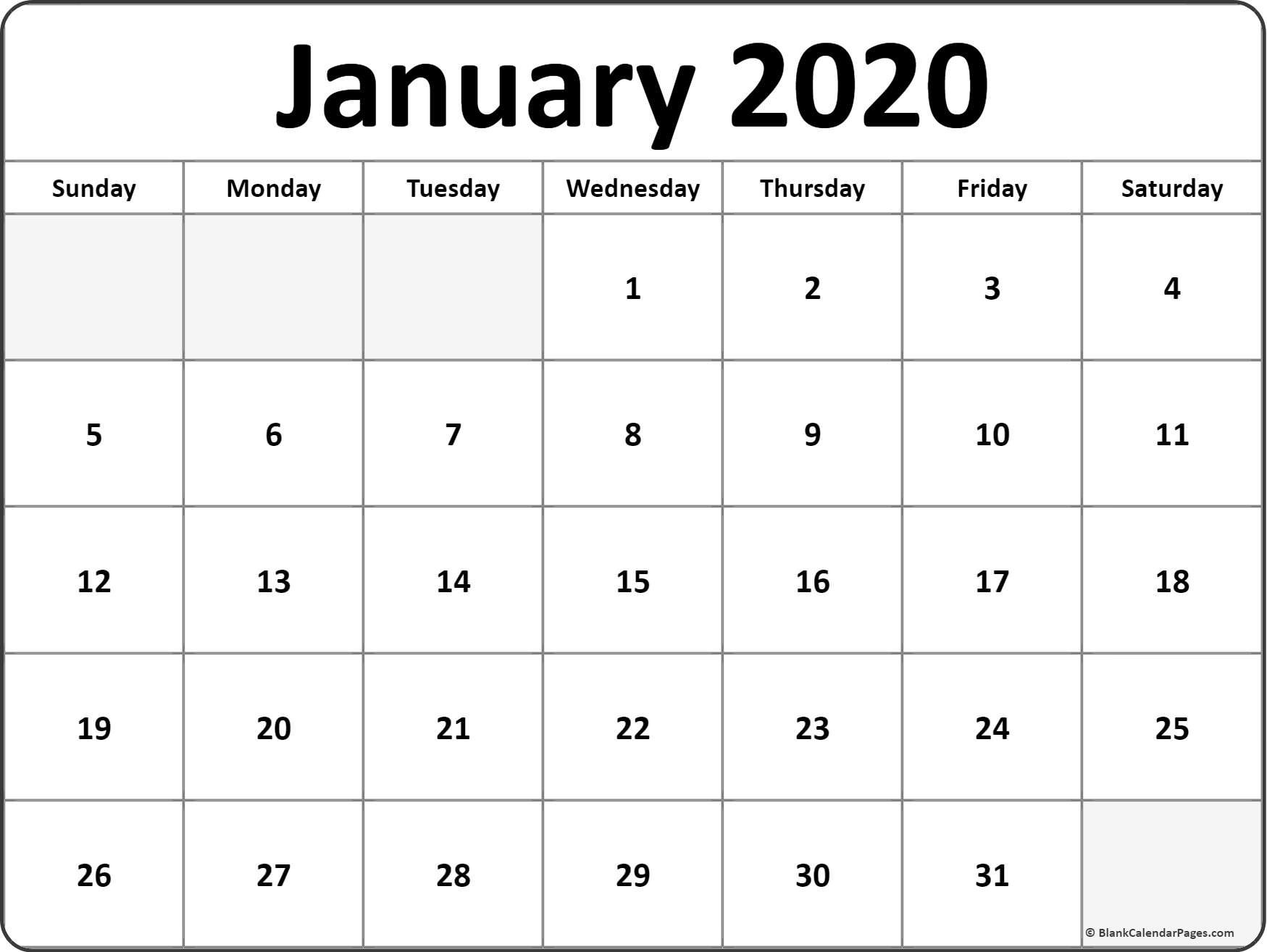 Calendar 2020 January | Lankafuntrip Perky Tamil Calendar 2020 January
