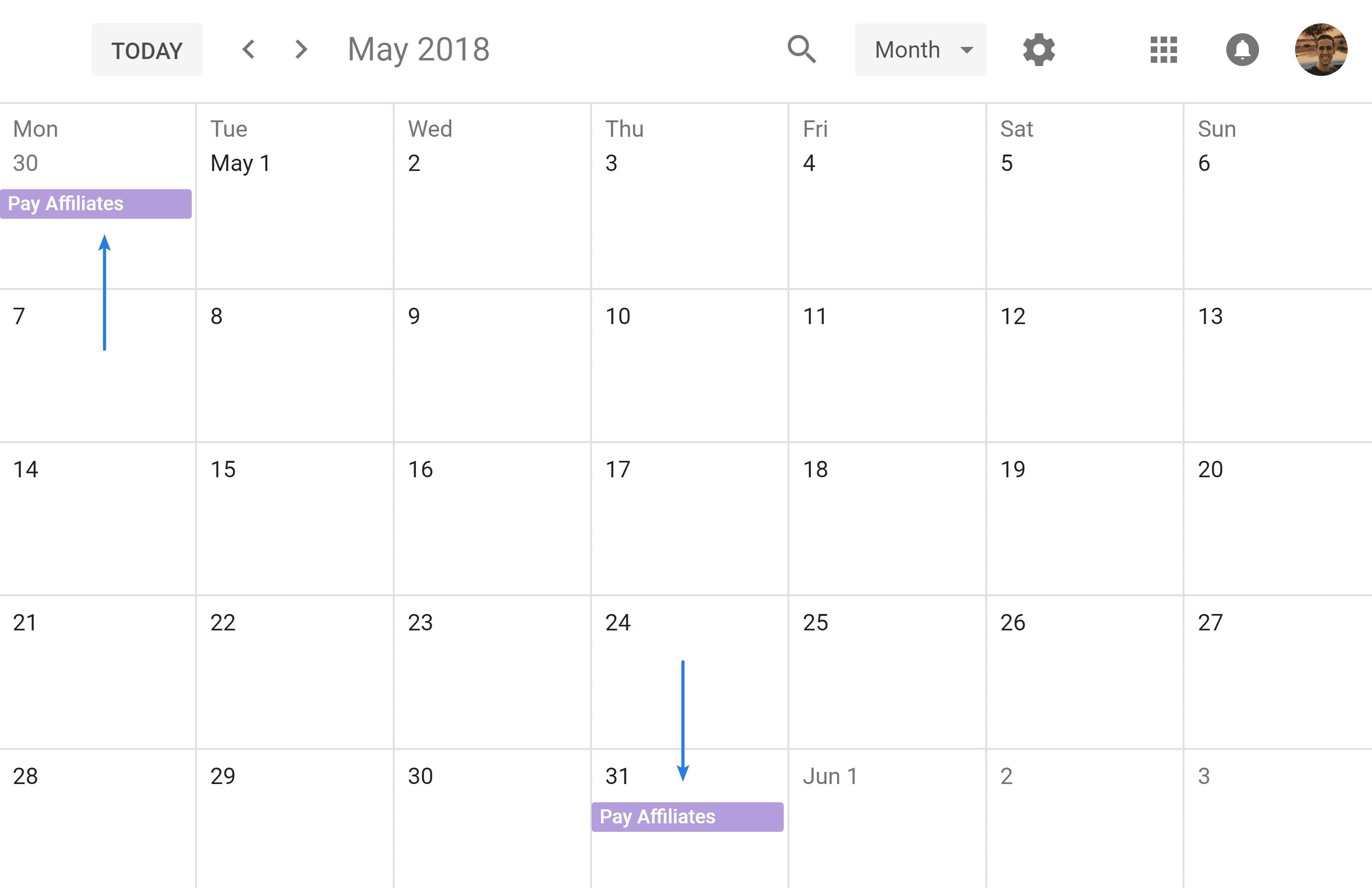 Calendar Month Definition Legal • Printable Blank Calendar Template A Calendar Month Definition