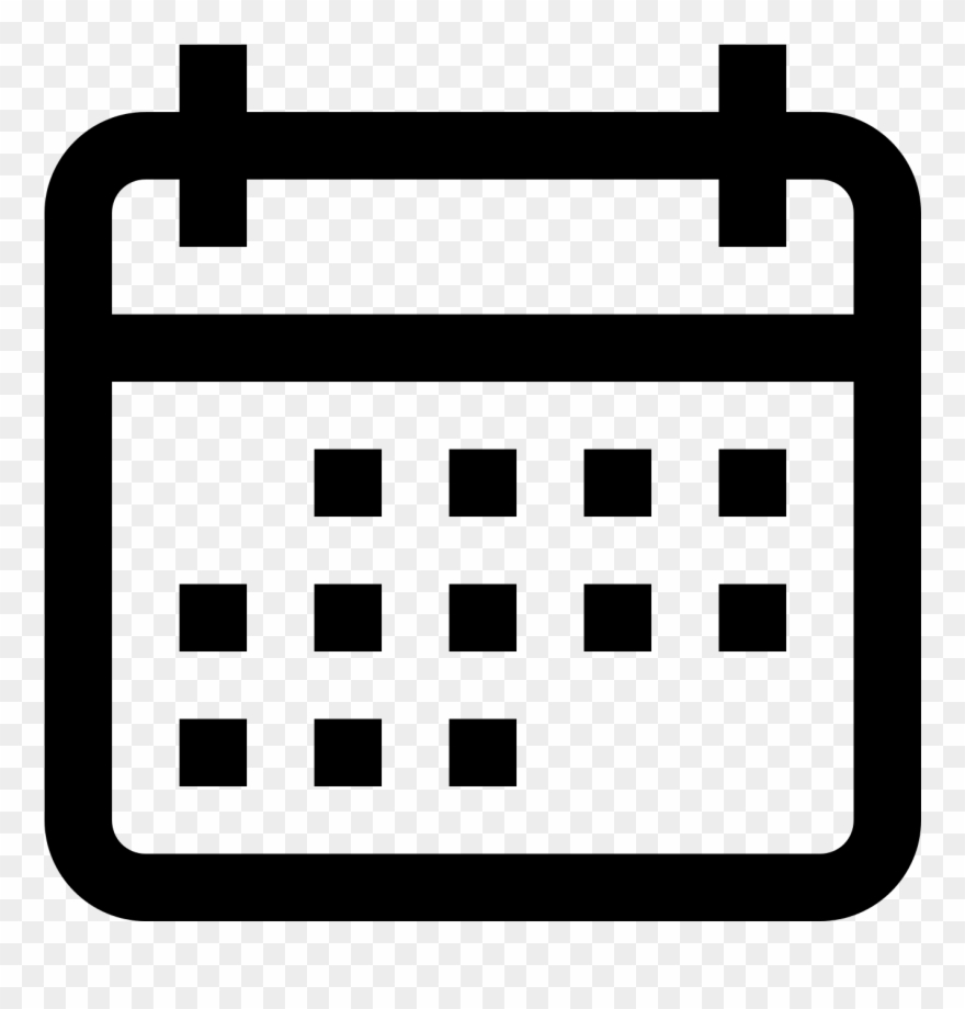 Calendar Vector Icon Png Www Pixshark Com Images Schedule - Calendar Calendar Icon Vector Png