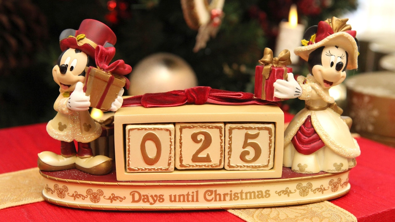 Countdown To Christmas With Unique Products And Special Deals From Disney Countdown Calendar App