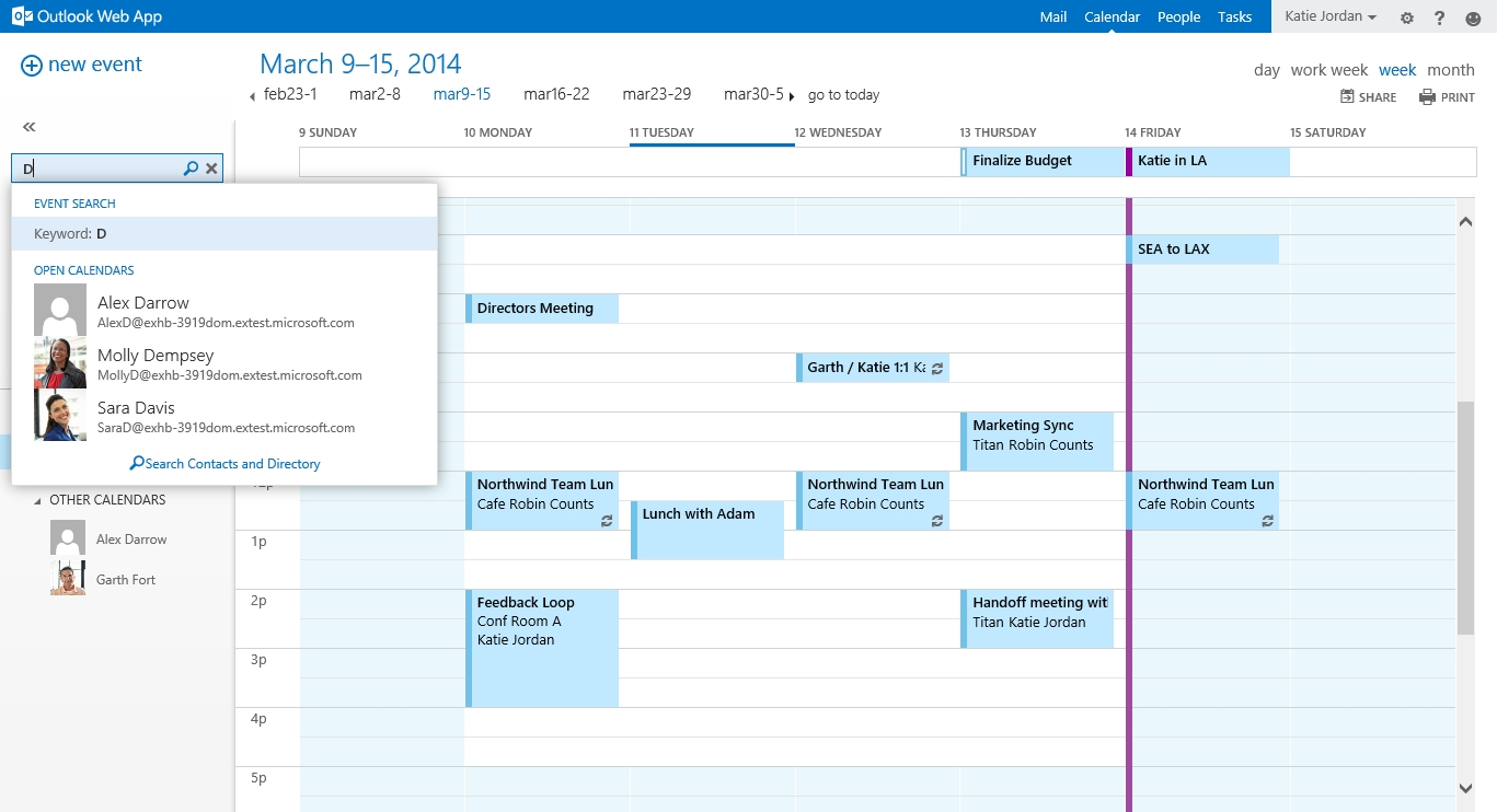 Discover Calendar Search In Outlook Web App - Microsoft 365 Blog Printing Calendar From Office 365