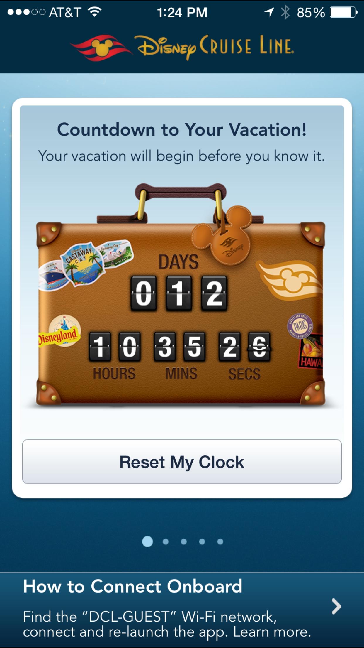 Disney Countdown App Free - Bestchristmasgifts.co Disney Countdown Calendar App