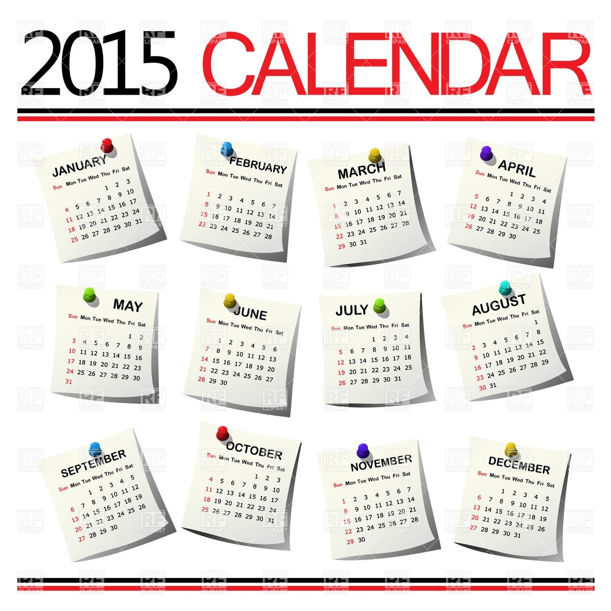 Free Month Calendar Cliparts, Download Free Clip Art, Free Clip Art Months Of Year Calendar