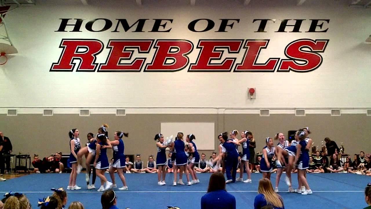 H.e Beriault Junior High Cheer Team 2012 - Youtube Perky H.e Beriault School Calendar