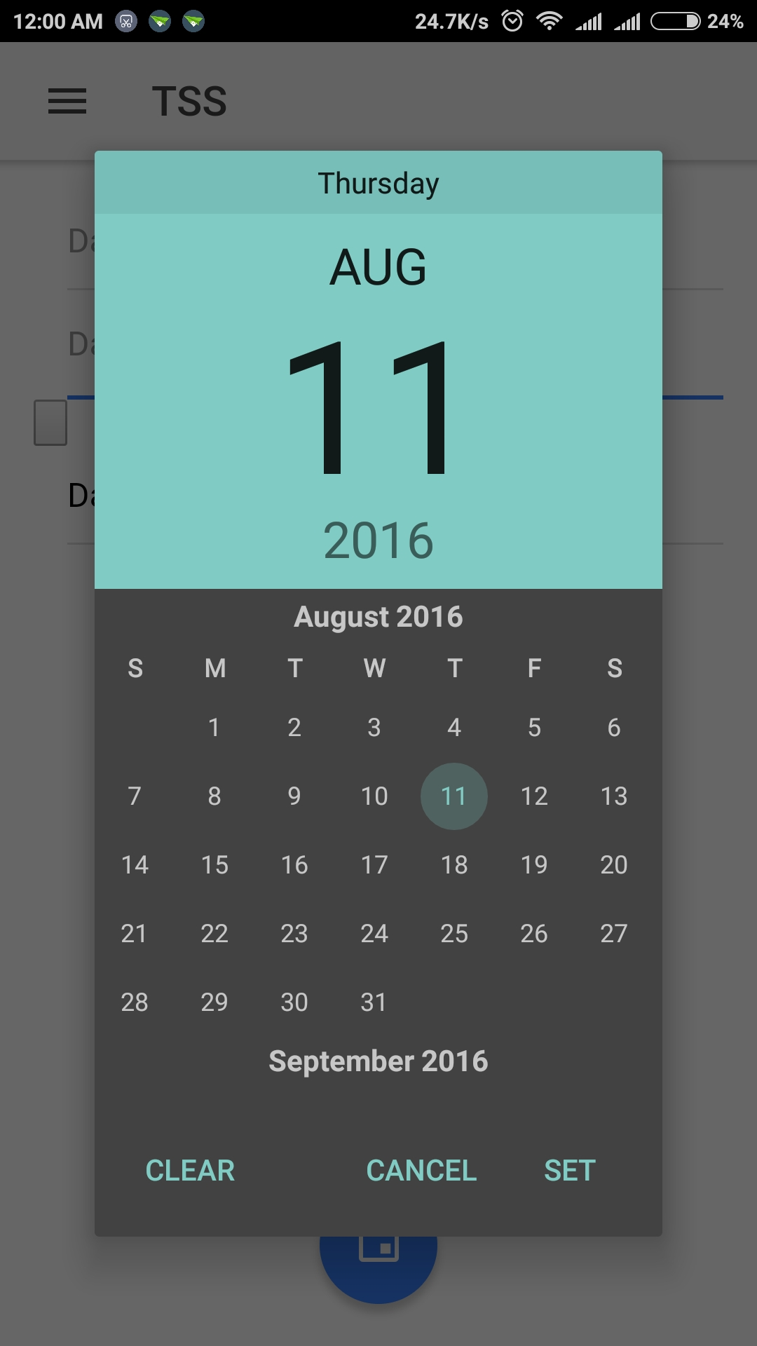 How To Display Date-Picker In Ionic 2? - Stack Overflow Ionic 3 Calendar Template