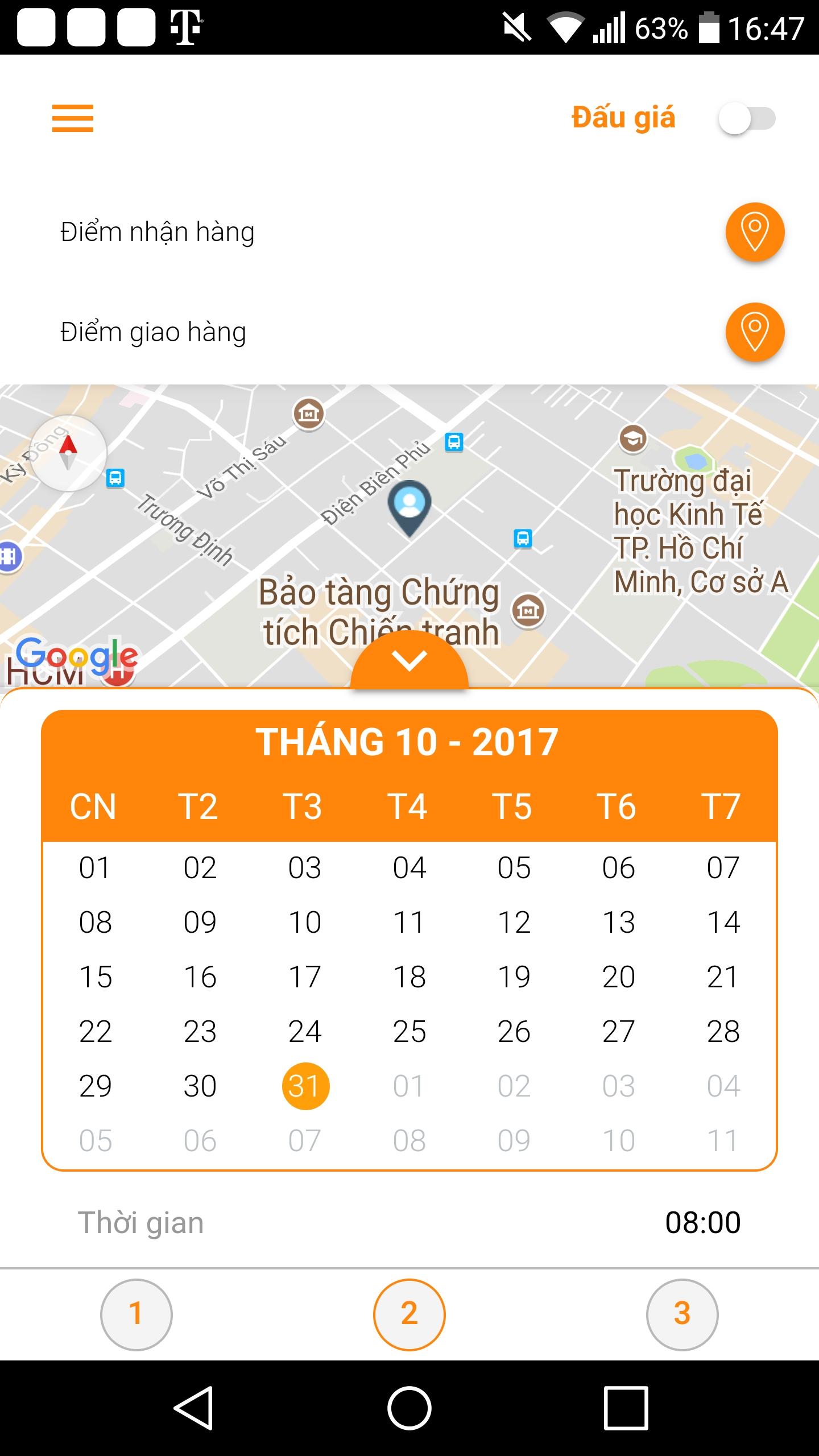 Ionic2-Calendar - Ionic Marketplace Ionic 3 Calendar Template