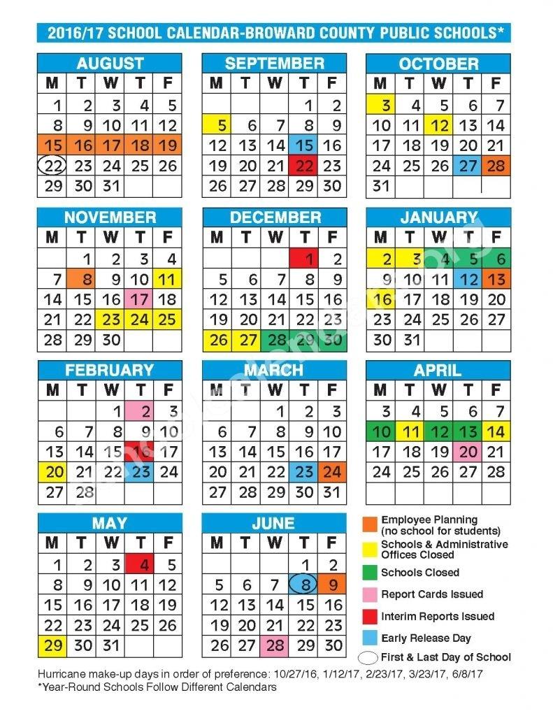 Lovely Illustration Broward Public School Calendar | Xsadclan Exceptional School Calendar In Broward County