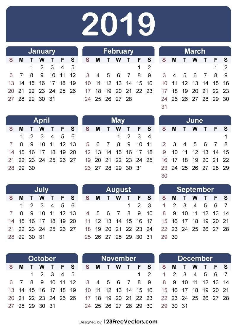 Pin By Home Ideas On Calendar Templates | Free Printable Calendar Print At Home Calendar Templates