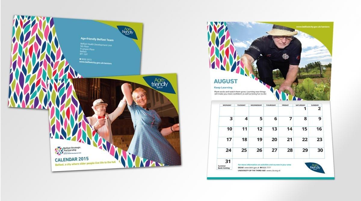 Printing | Quick Turnaround | Printers | Belfast, Northern Ireland Calendar Printing Northern Ireland