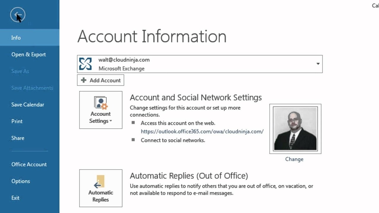 Printing Your Calendar From Outlook 2013 - Youtube Printing Calendar From Office 365