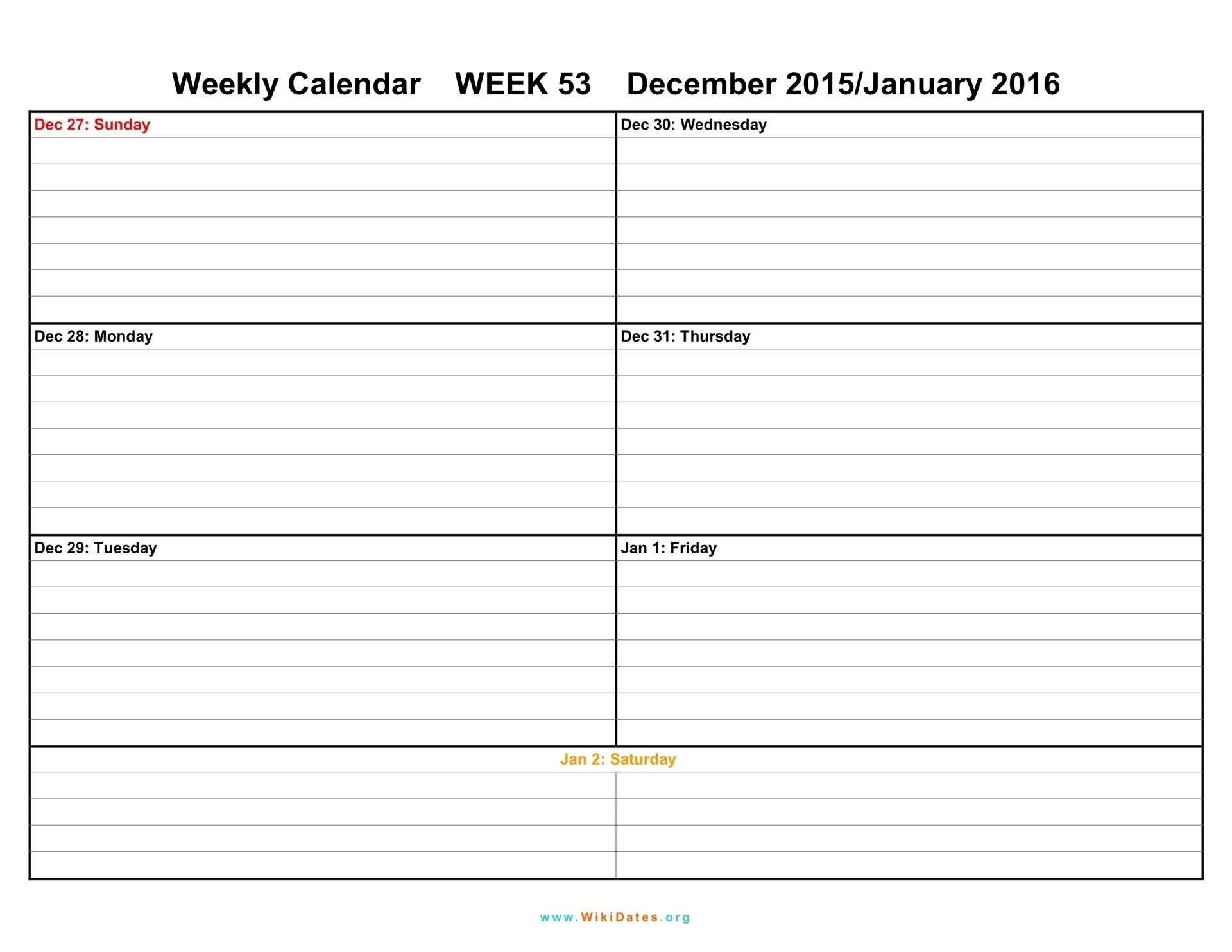 Schedule Template Week Calendar Printable Templates Brilliant Blank Free Printable 2 Week Calendar Template