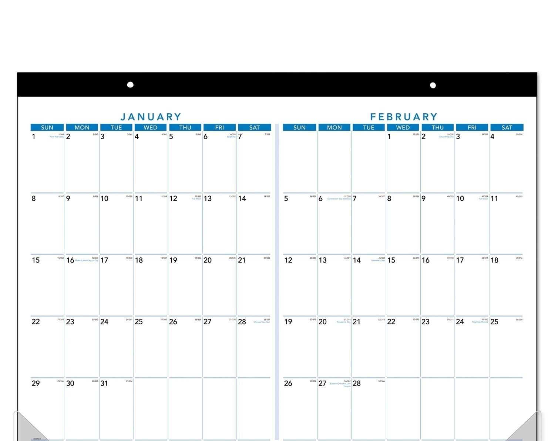 2019 Calendar 3 Month Per Page | Holidays Calendar Template Calendar 3 Month Per Page