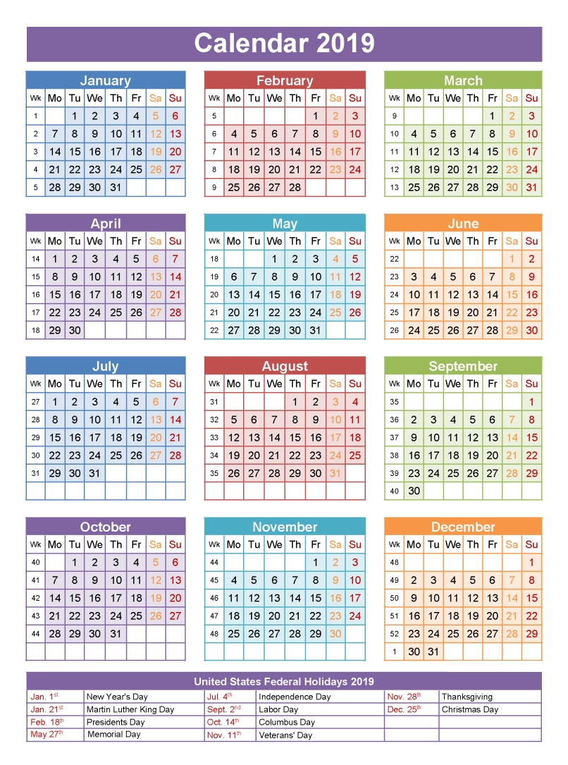 2019 Calendar Holidays | تقويم | 2019 Calendar, Holiday Calendar Iphone 5 Calendar Public Holidays