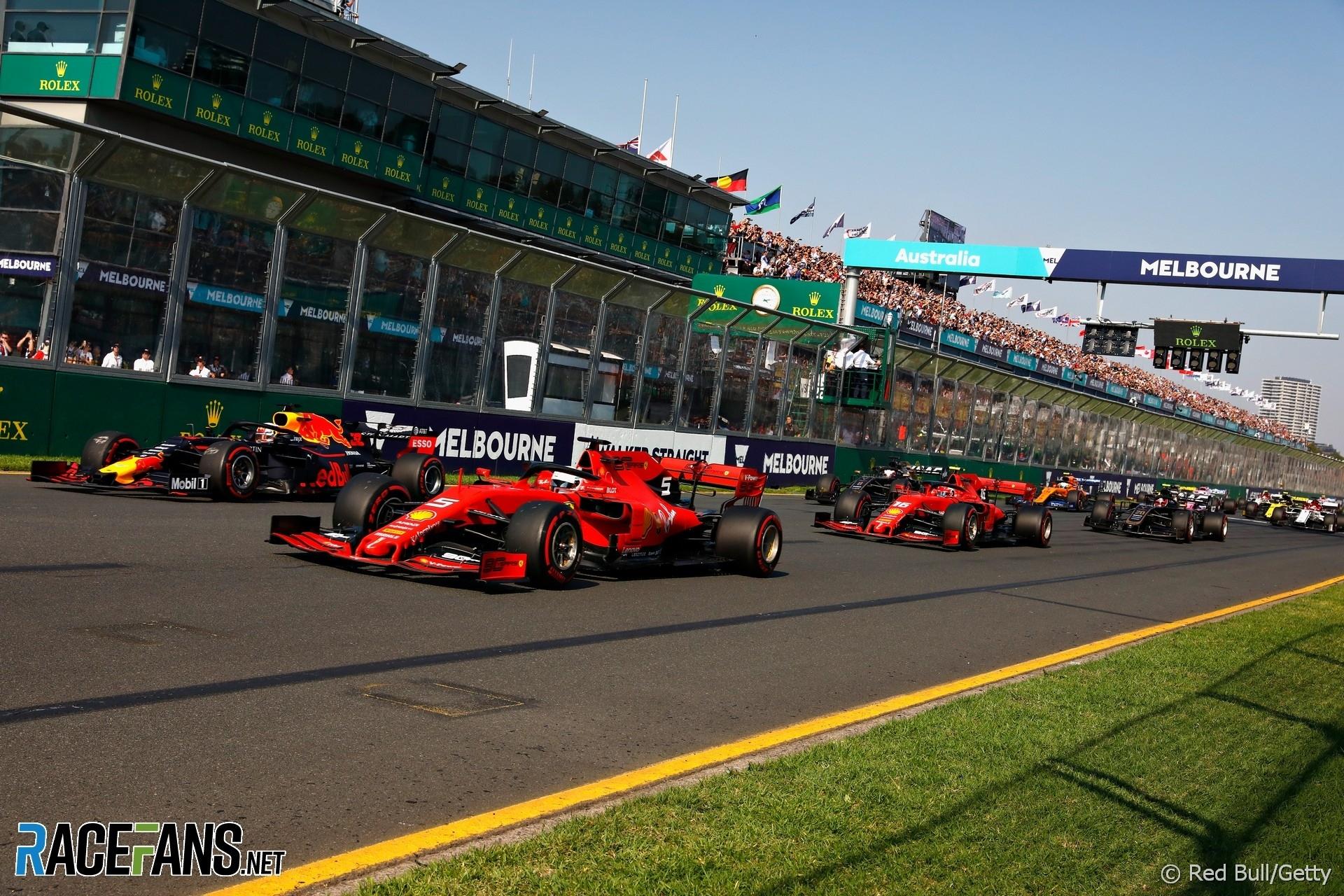 2020 F1 Calendar: Formula 1 Grand Prix Schedule Details - Racefans Remarkable 2020 Formula 1 Calendar