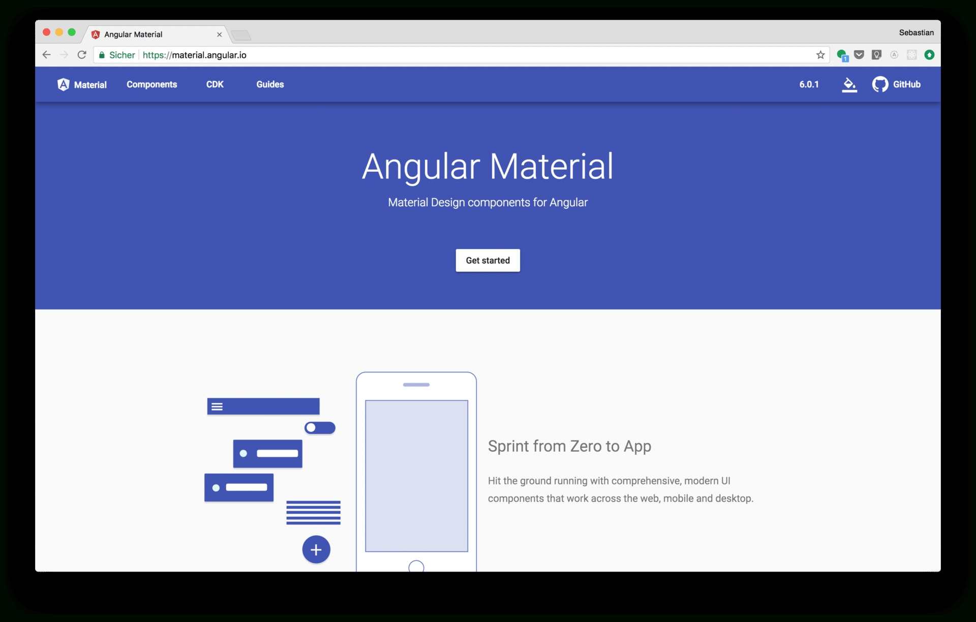 Angular Material And Angular 6 - Material Design For Angular Calendar Icon Angular Material