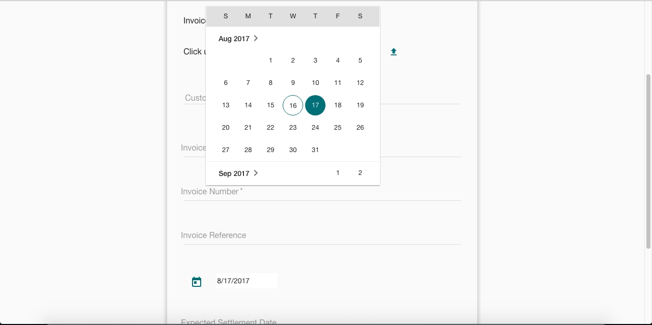 Angular Material Datepicker Pop Up Out Of Place - Stack Overflow Calendar Icon Angular Material