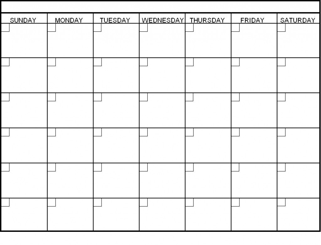 Blank 6 Week Calendar Oklmindsproutco Pictures Within 6 Week Free 6 Week Calendar Template