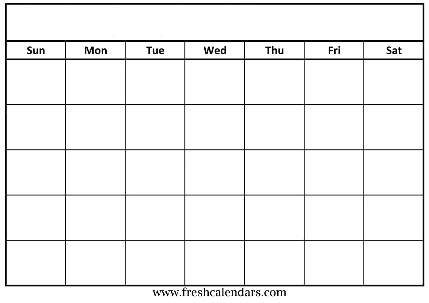 Blank Calendar: Wonderfully Printable 2019 Templates Calendar Blank To Print