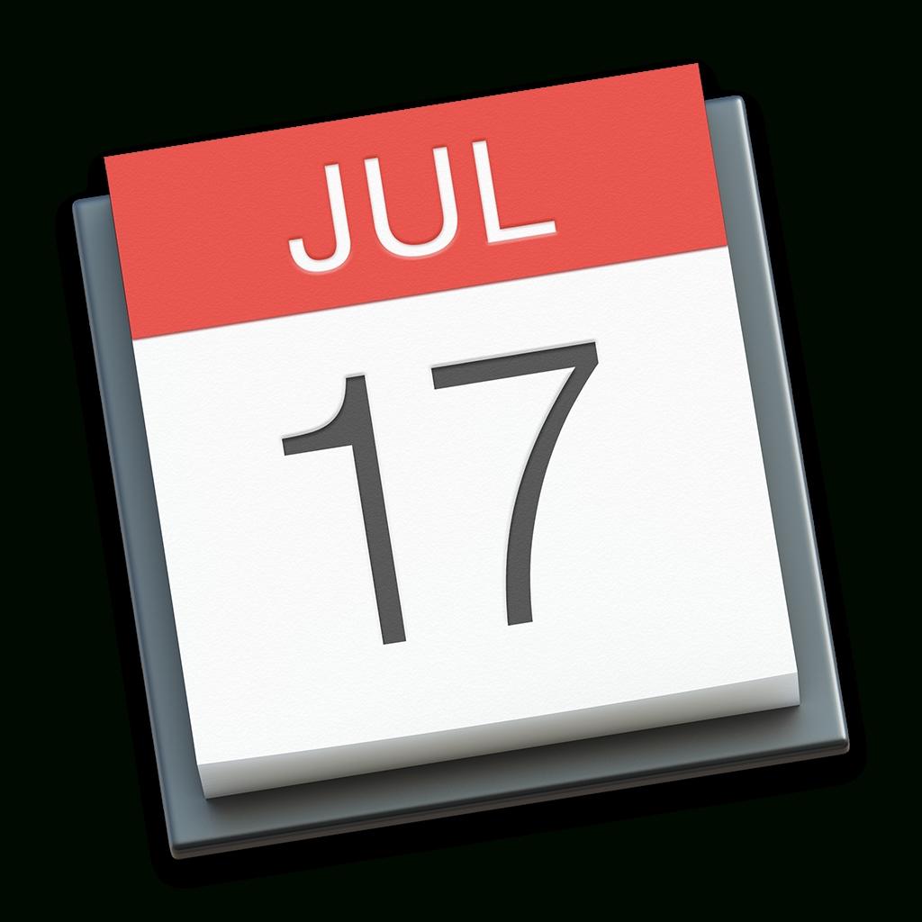 Calendar Icon | Os X Yosemite Preview Iconset | Johanchalibert Apple Calendar Icon Vector
