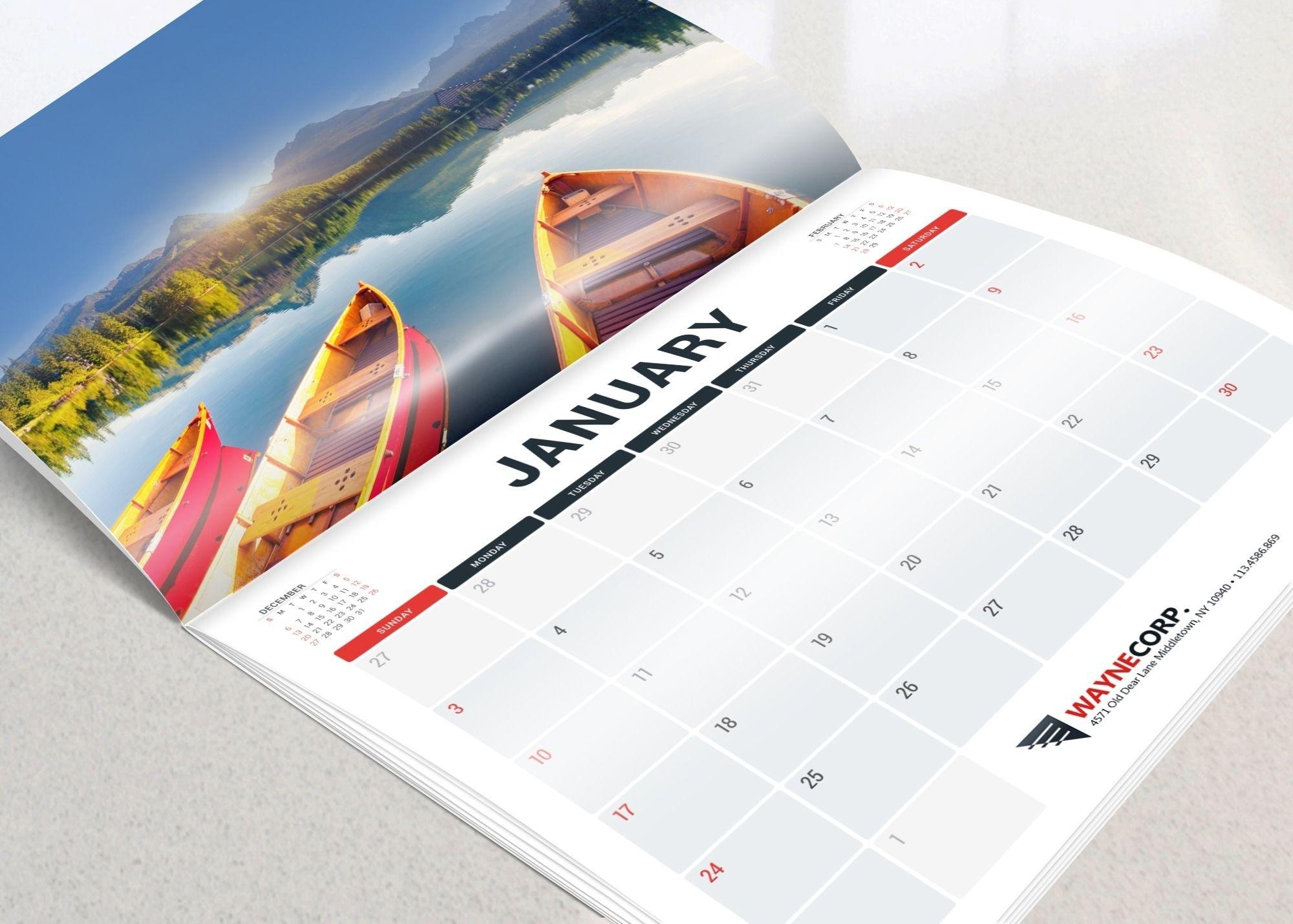 Calendar Printing | Sameday Printing, Sameday Flyers, Election Calendar Printing South Africa
