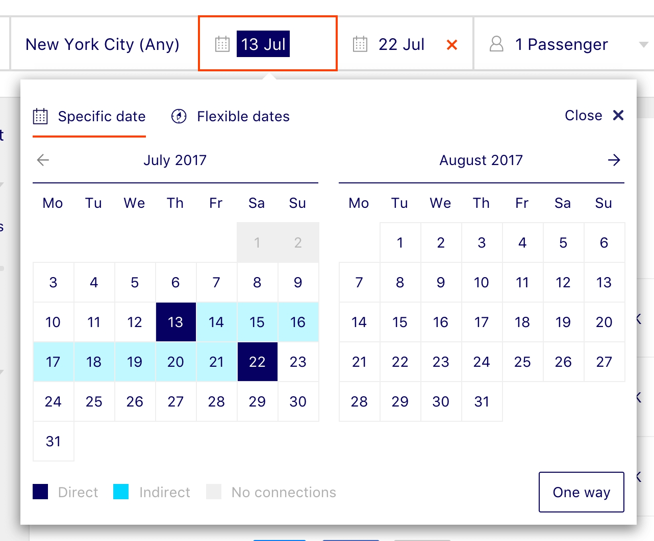 Designing The Perfect Date And Time Picker — Smashing Magazine Jquery Calendar Icon Not Showing