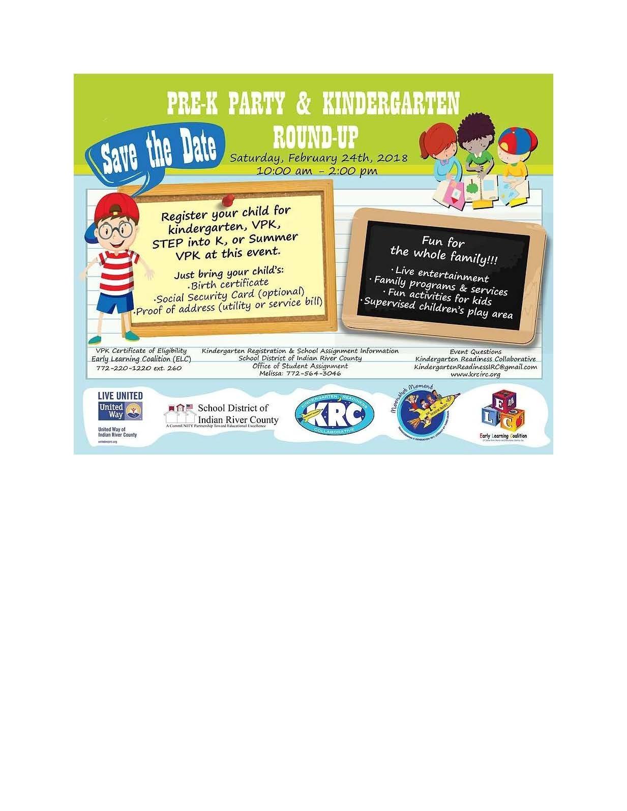 Early Learning Coalition Of Indian River, Martin & Okeechobee School Calendar Indian River County