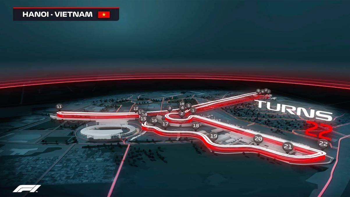 Formula 1 Announces Vietnam Grand Prix Will Be On 2020 Calendar - F1 Remarkable 2020 Formula 1 Calendar