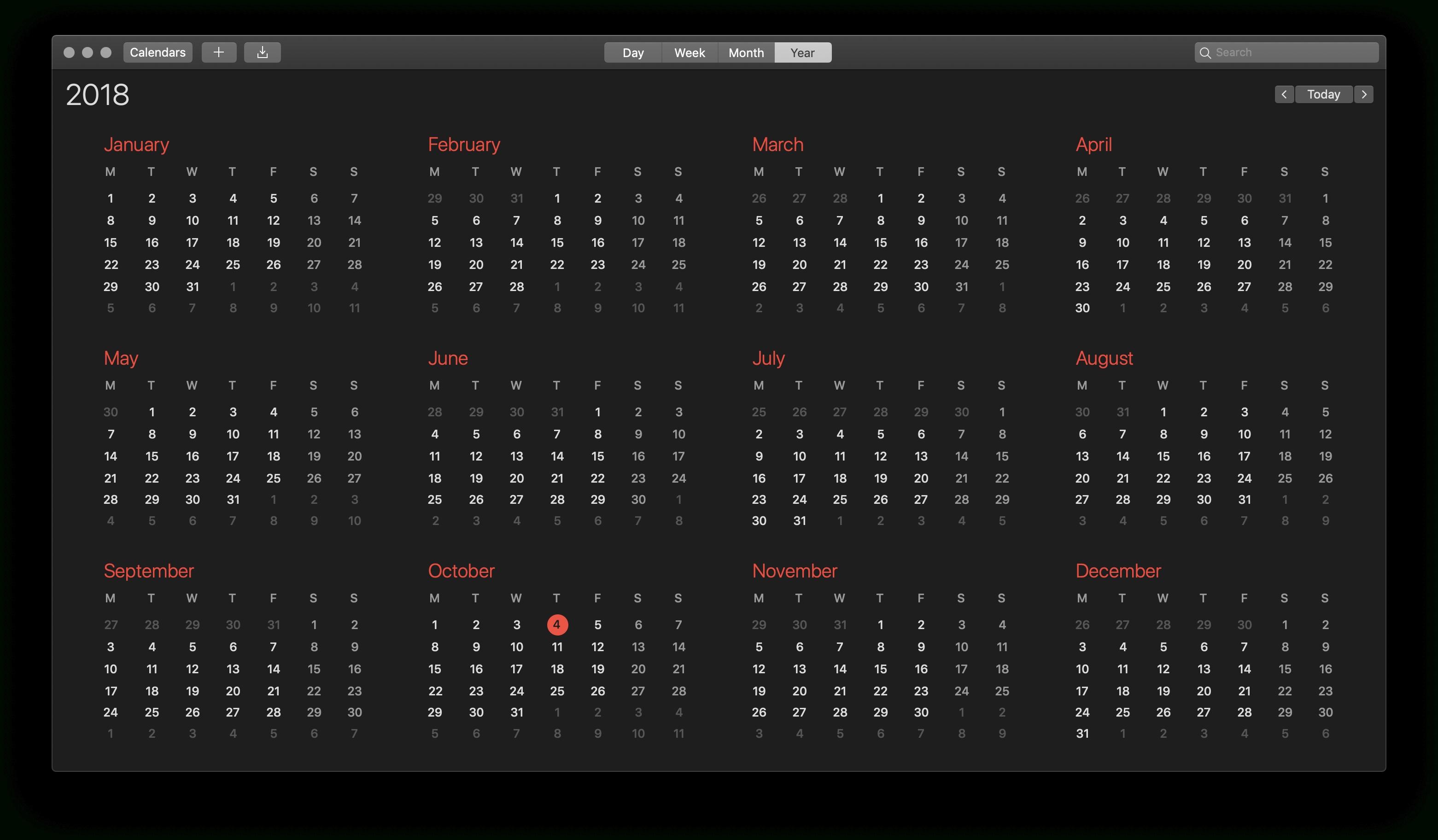 Get First Monday In Calendar Month - Stack Overflow Calendar Get Month Int