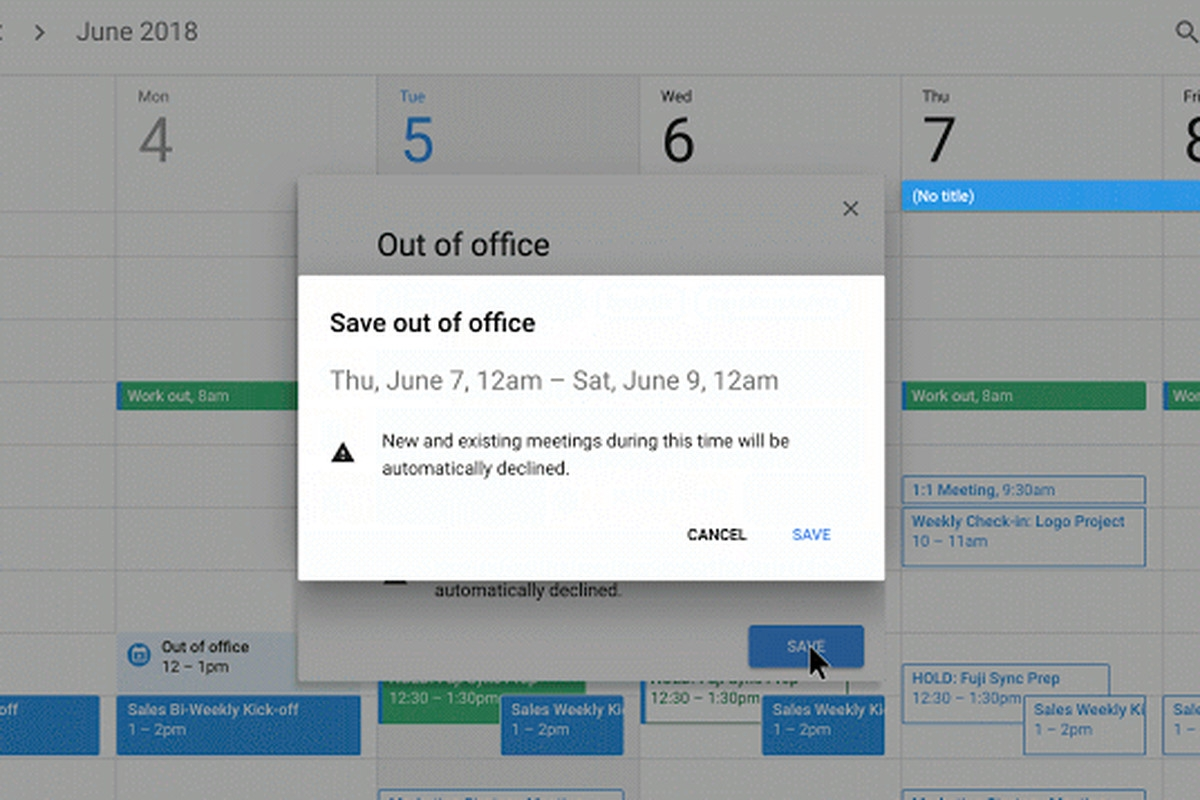 Google Calendar Now Has An 'out Of Office' Option - The Verge Google Calendar Holidays Missing