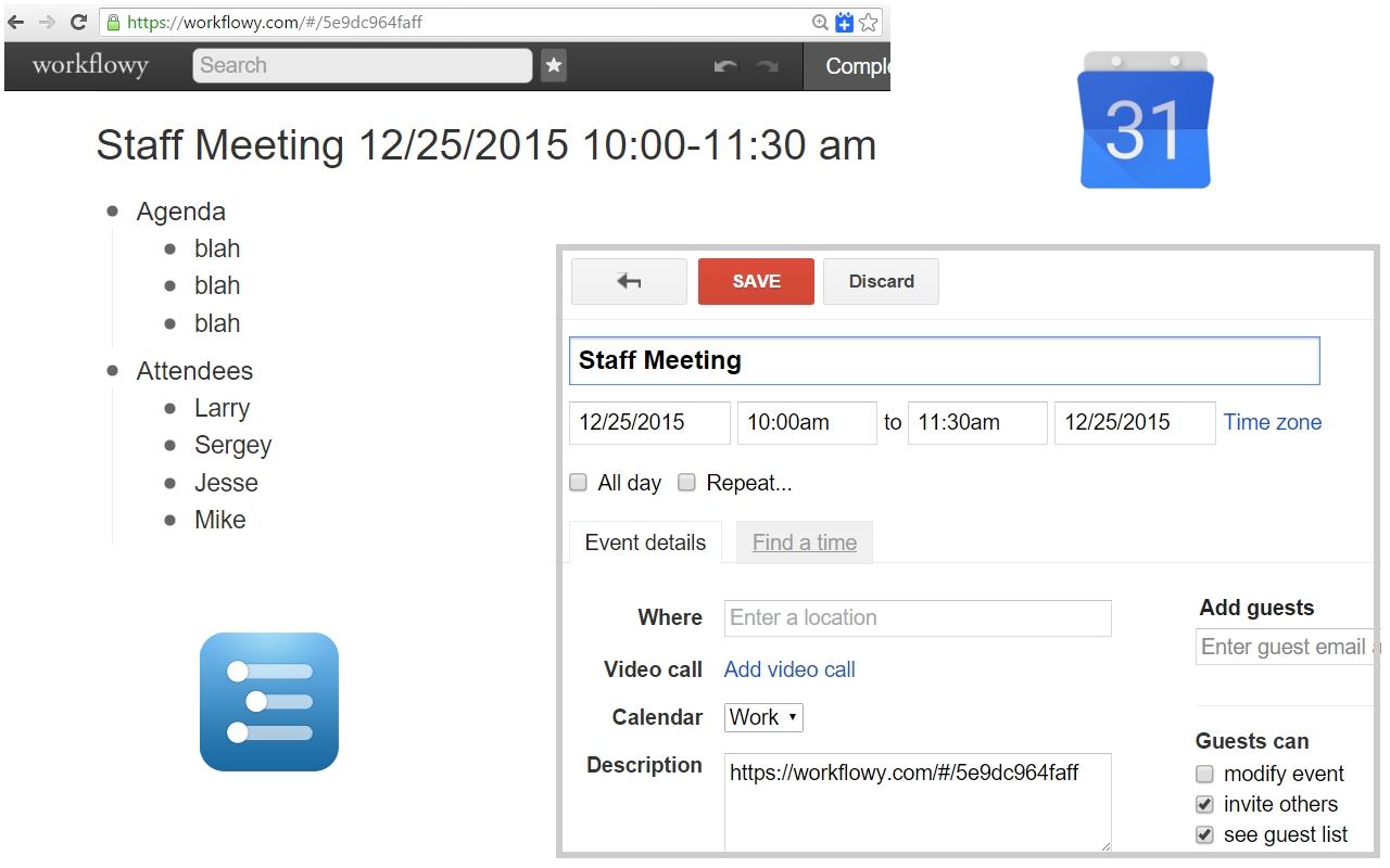 Google Chrome – Rawbytz Calendar Icon On Taskbar