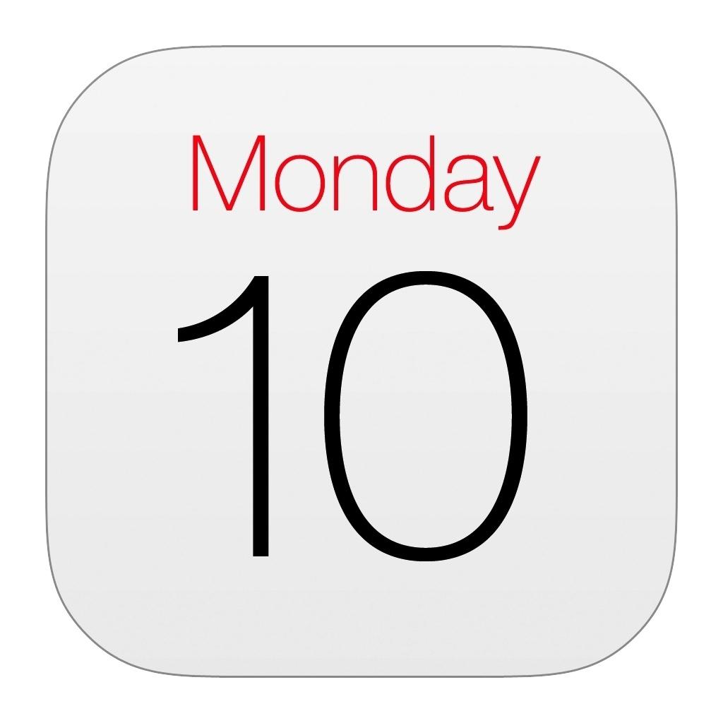 Iphone 5 Calendar Icon Missing • Printable Blank Calendar Template Calendar Icon Missing On Iphone 5