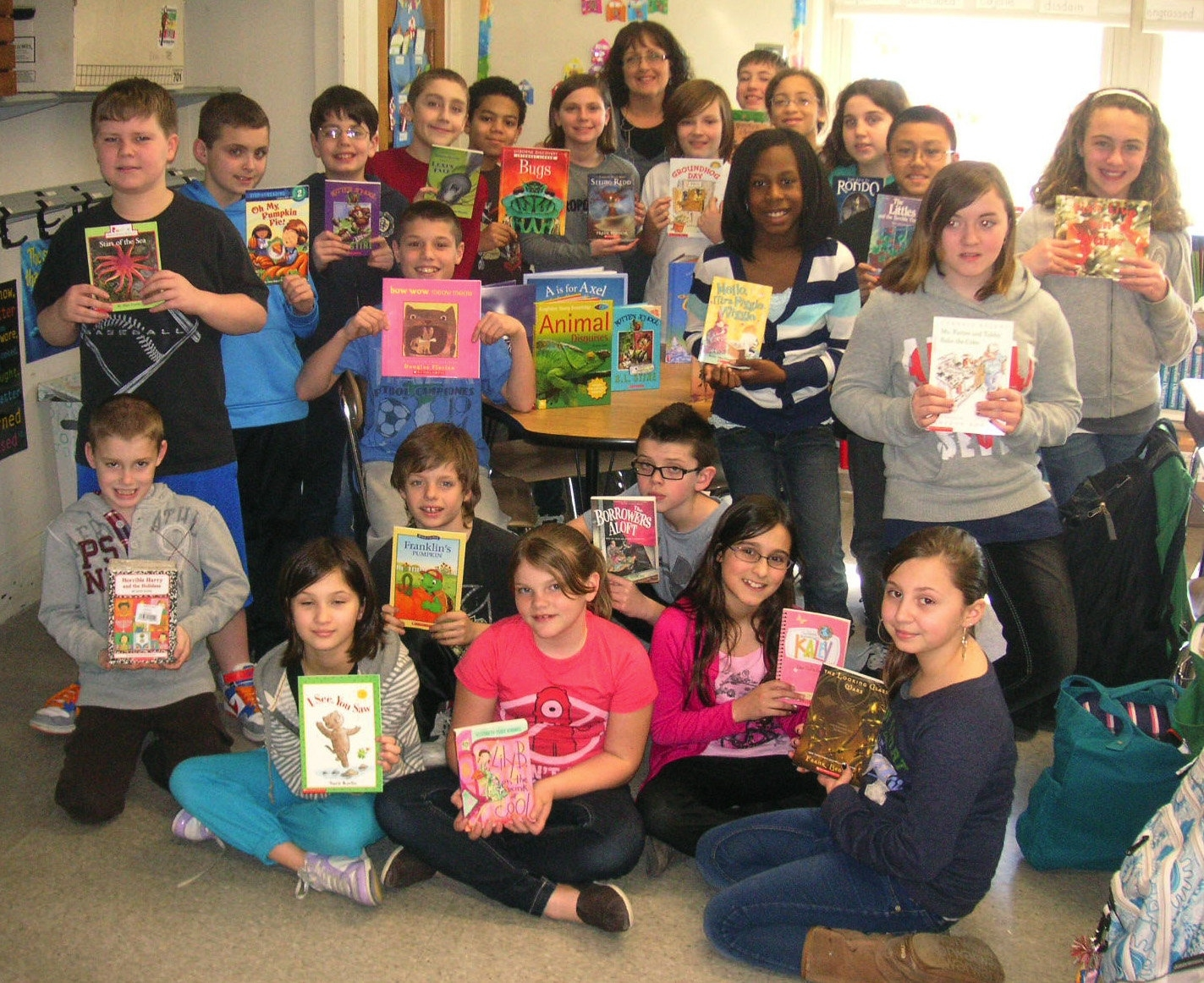 Mason Tomlin Elementary Class Wins Sweepstakes - Nj Exceptional J Mason Tomlin School Calendar