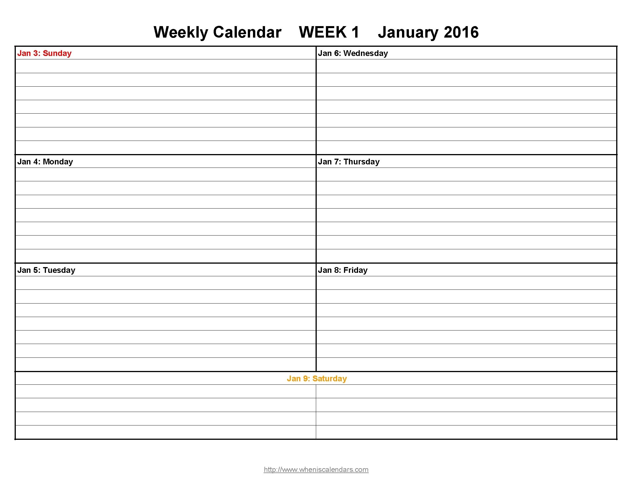 Printable Calendar Room For Notes   Jazz Gear Calendar Template With Room For Notes
