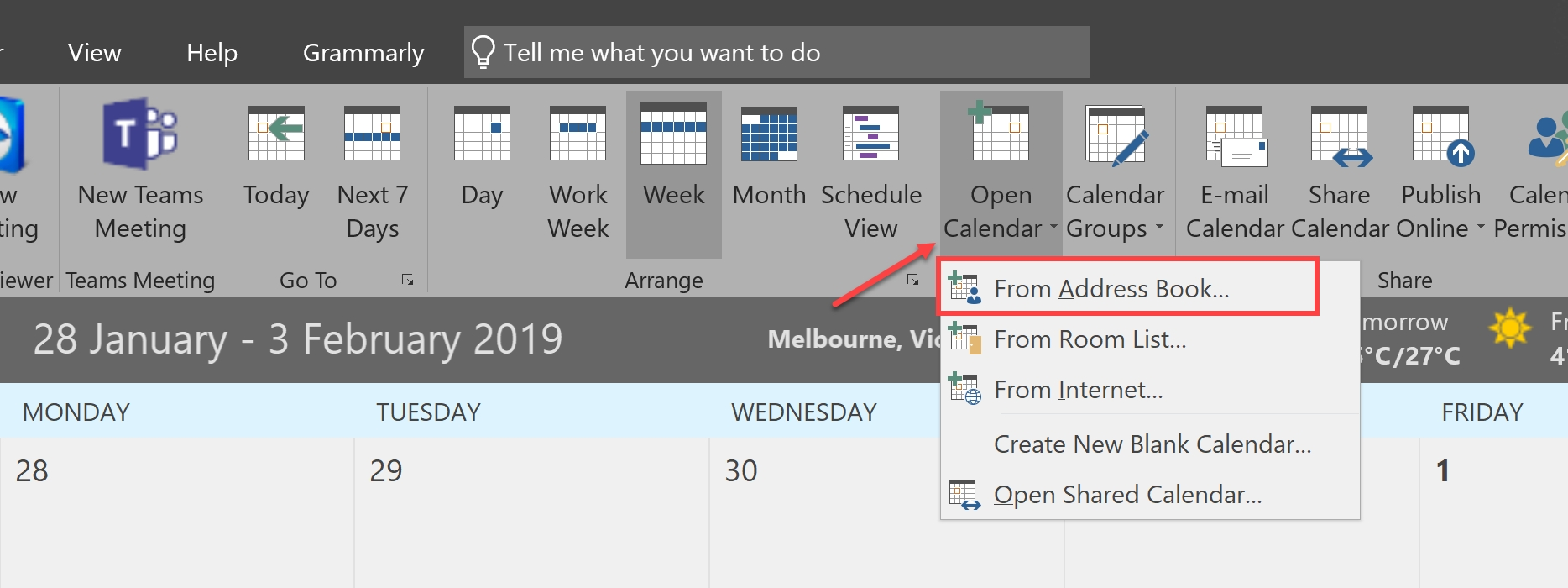 Ssw Rules] Calendar - Do You Know The Ways To See Others' Calendars? Perky Shared Calendar Is Blank