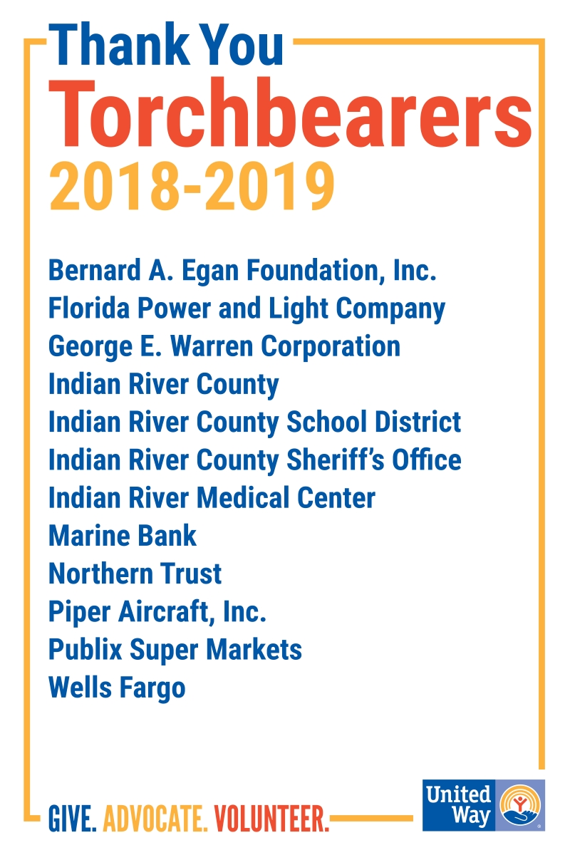 Workplace Partners | United Way Of Indian River County School Calendar Indian River County