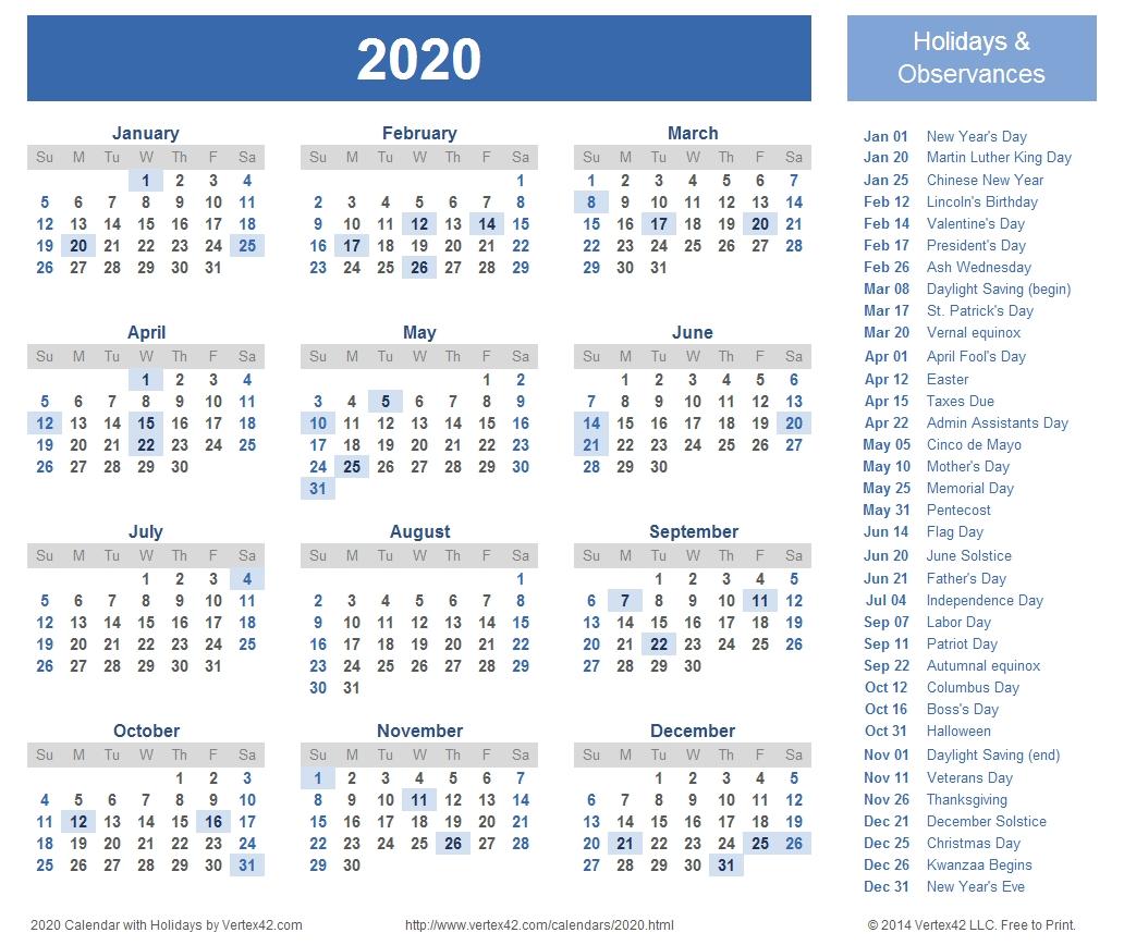 2020 Calendar Prints For Planning! | Printable Calendar Dashing Free Printable Christmas Calendar 2020