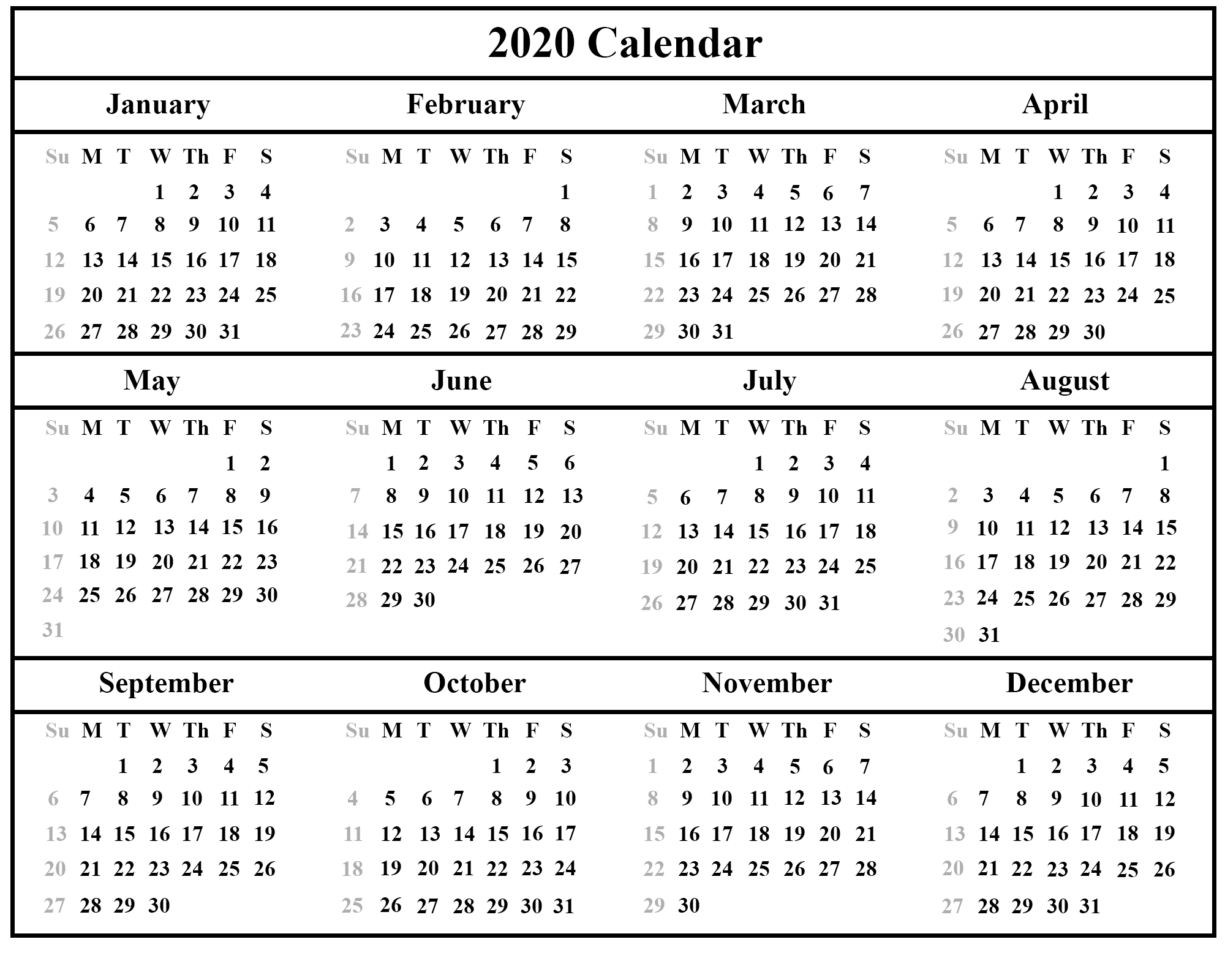 2020 Calendar With Holidays In Word - Colona.rsd7 Perky Printable Monthly Calendar 2020 Australia With School Holidays