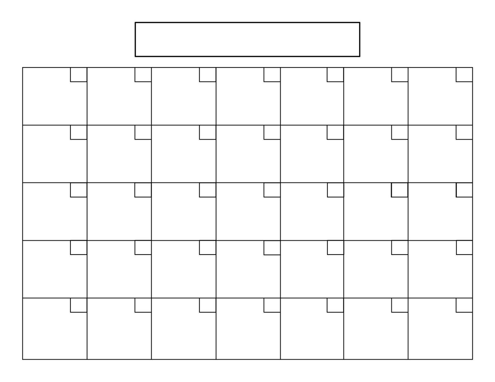 8 X 11 Calendar Printable - Colona.rsd7 Remarkable 8.5 X 11 Calendar Print