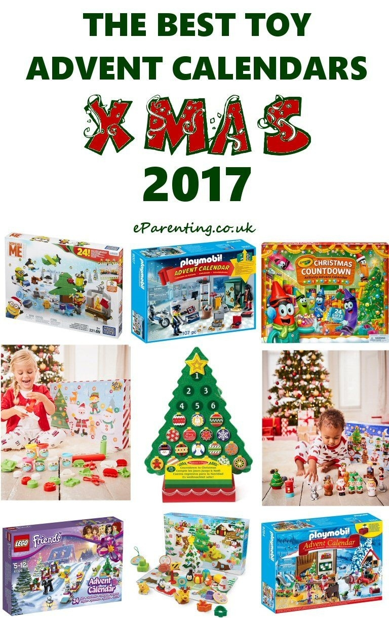 Best Toy-Filled Advent Calendars For Kids 2020 | Kids Countdown To Christmas Calendar 2020