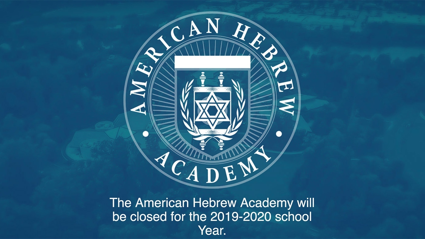 Closing Of American Hebrew Academy Marks End Of Jewish When The Jewish Federation Of Chicago Will Be Close For Holidays In 2020
