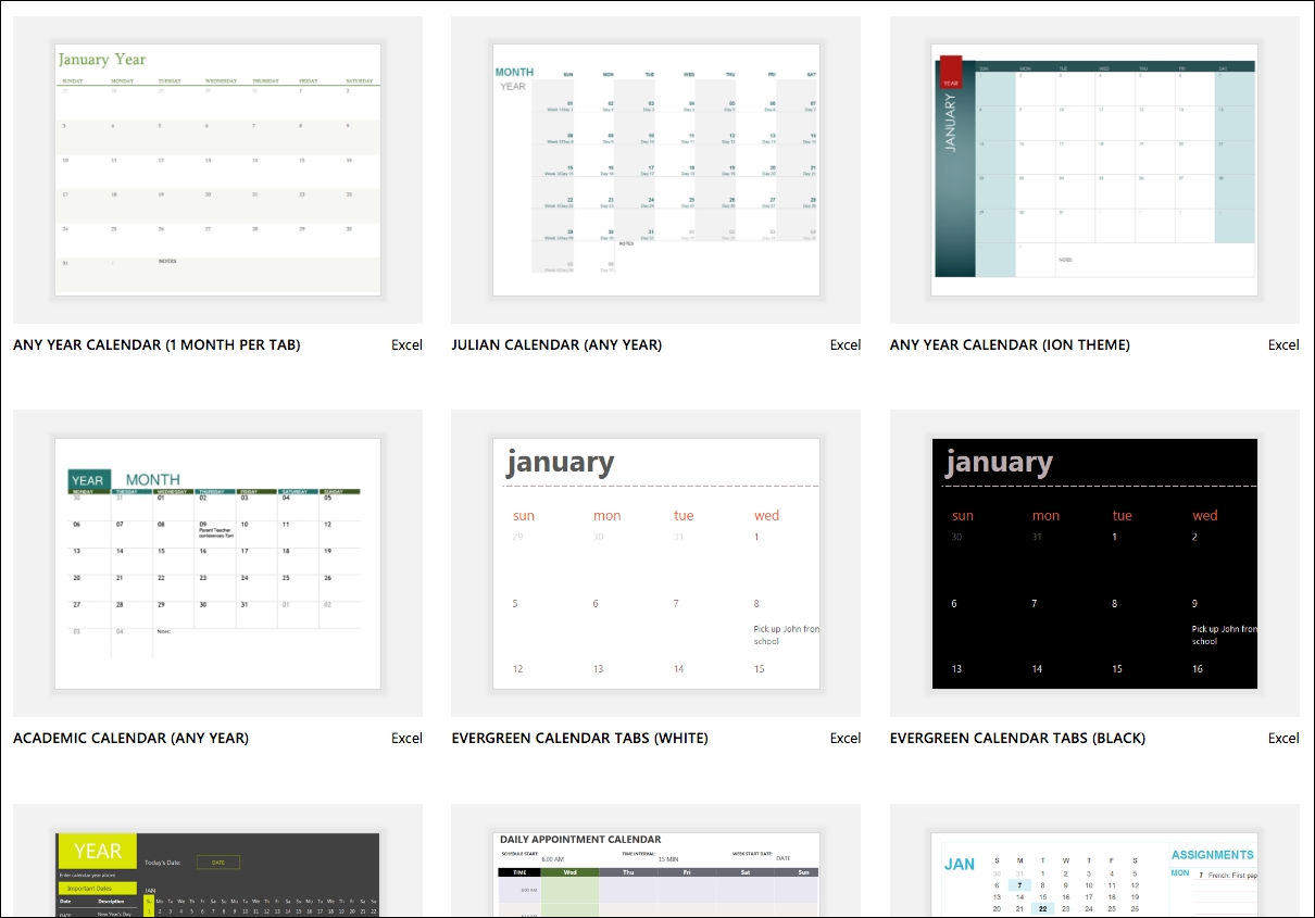 Excel Calendar Templates - Excel Incredible 6 Month Fill In Calendar On One Page